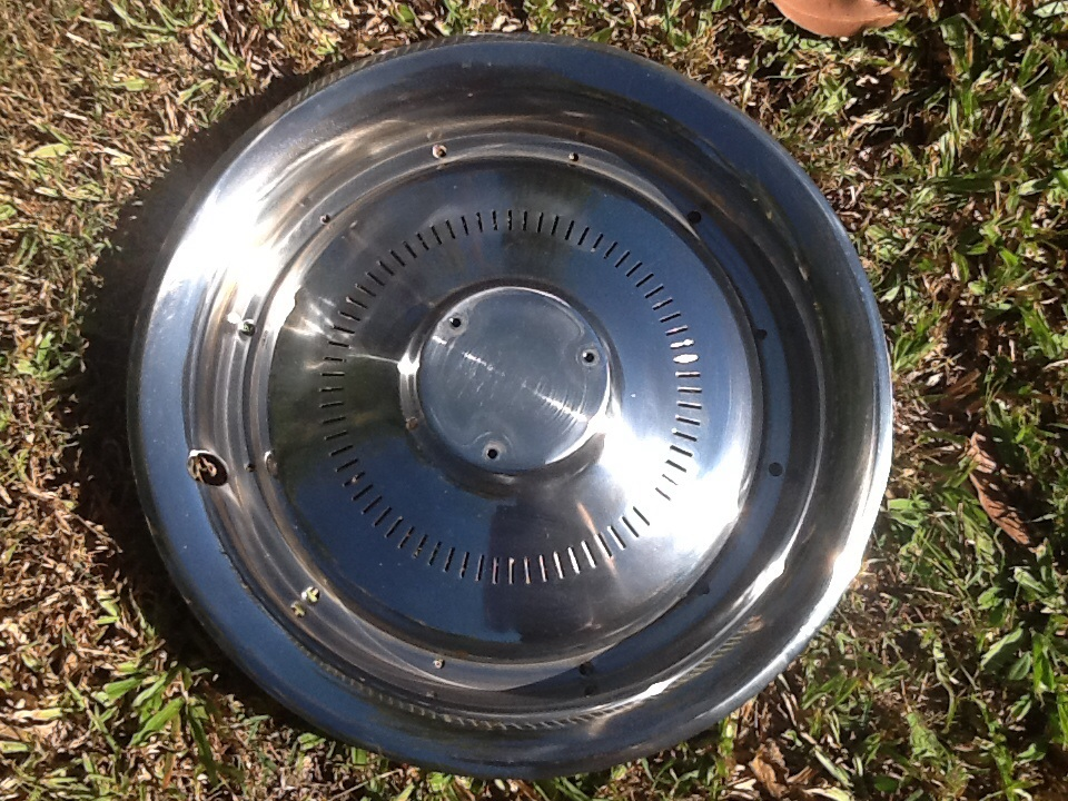 HZ Holden Caprice Restored Wheel Covers
