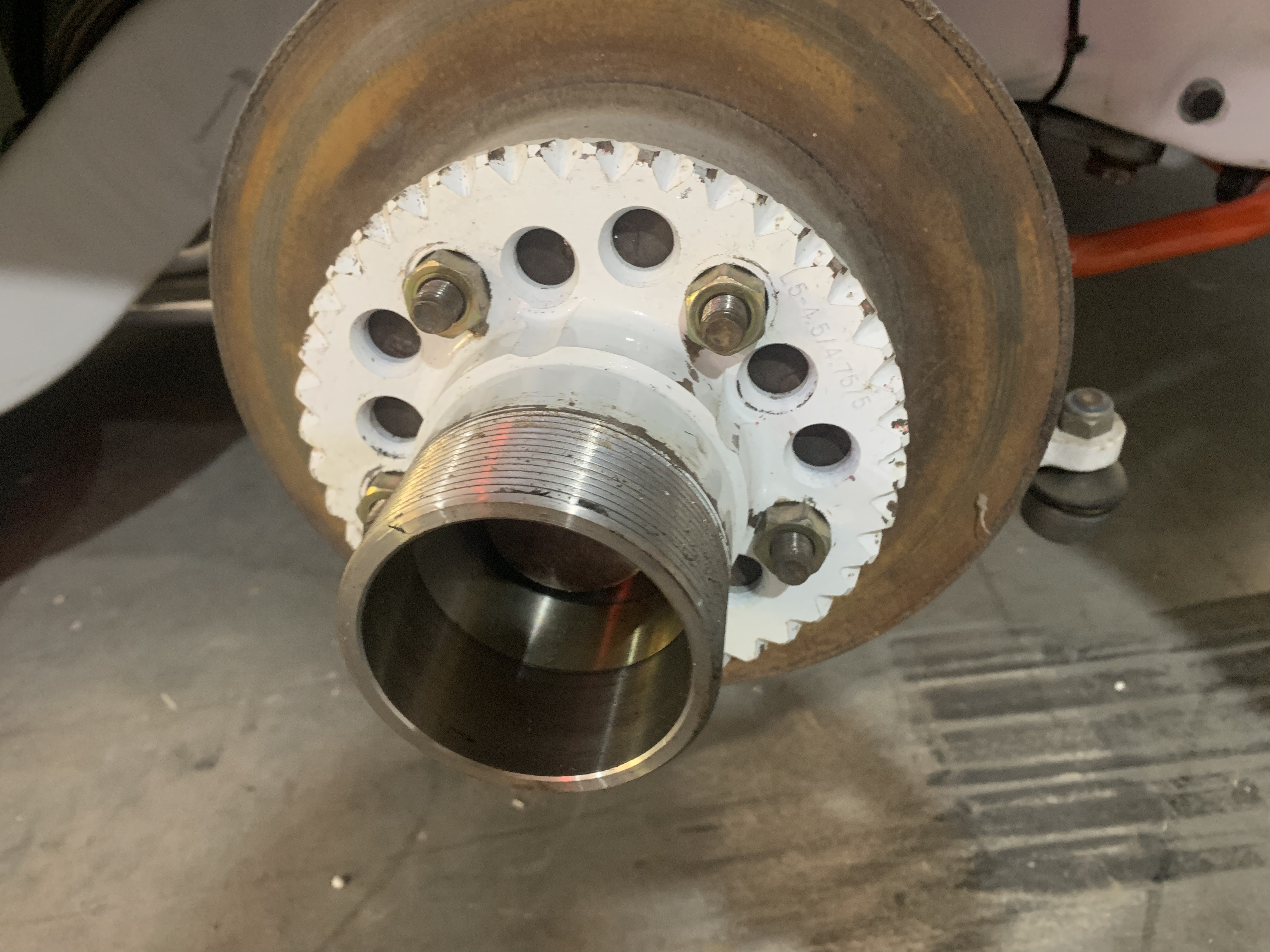 Wire Wheels 150 Spoke Multifit! 5 Stud
